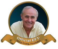 Logo for Official EFT - Gary Craig, Founder